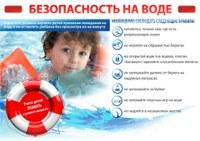 Безопасность на воде. Родителям